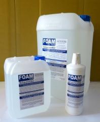 FOAM-PLUS Schaummittel / Schaumfluid, 1Liter